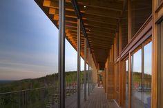 Aaaahhhhh. Ridge House by Bohlin Cywinski Jackson
