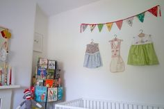 our daughter's bedroom