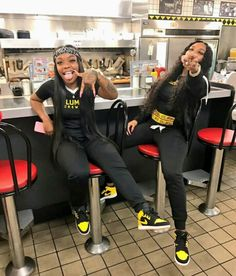 Best Baddie Outfits Part 15 Go Best Friend, Best Friend Outfits, Best Friend Goals, Sisters Goals, Bff Goals, Squad Goals, Dope Outfits, Girl Outfits, Tomboy Outfits