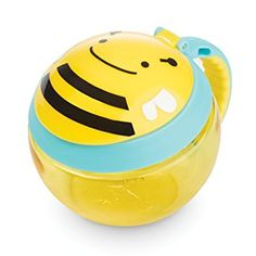 Taza para snacks diseño abeja