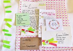 devalayermail | Sharing creative snail mail snail mail, happy mail, outgoing, mail tag, letter love, penpals, pen pals