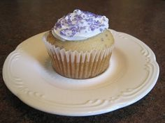 Good egg-free, dairy-free cupcake recipe for those with allergy or vegan friends. I replaced the water with vanilla soy milk for flavour. They rose really nicely and didn't sink in the middle!