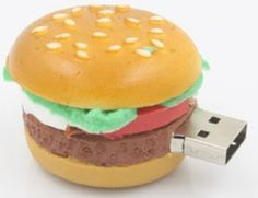 Burger de Cle USB clé USB 8Go, 16Go, 32Go, 64Go