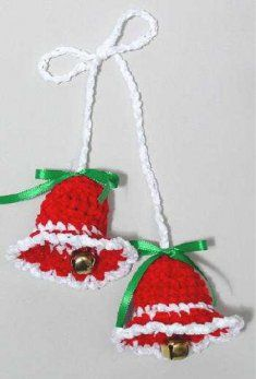 Free Chenille Bells Pattern