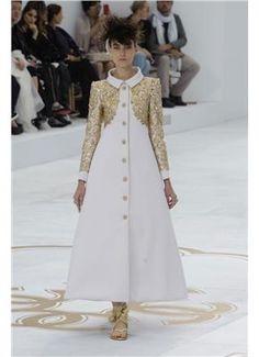 Chanel F-W 2014-15, Haute Couture, Paris, gamos.gr #wedding #gamos