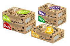 Packaging bio et coloré !