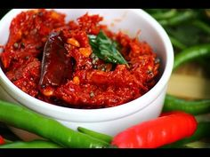 Pandu mirapakaya pachadi - Red chilli pickle Andhra style - Foodvedam