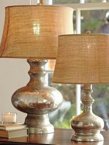 Ive been dying for these lamps! Im going to make these THIS week! :D  DIY Hacks: Why Buy What You Can Make?