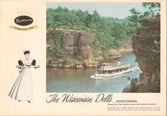 Fred Harvey Menu Union Terminal Cleveland 1958 The Wisconsin Dells Judy Garland Movies, Places Ive Been, Places To Go, Harvey House, Harvey Girls, Wisconsin Dells, Dream Vacations, Tourism, Eye Candy