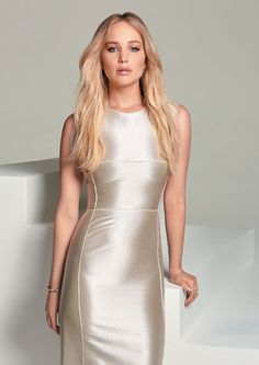 New pictures of Jennifer Lawrence's shoot with Yu Tsai