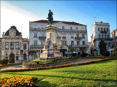 Largo da Portagem, Coimbra, Portugal