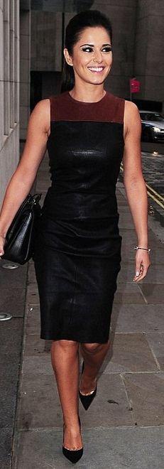 Cheryl Cole    Dress – A.L.C.    Net a Porter