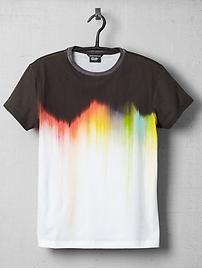 ¿Quieres que tu camiseta tenga este efecto manchado? ¡No gastes tiempo haciéndola si puedes personalizarla! http://www.regalosconfoto.com/camisetas-personalizadas/