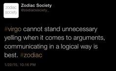 Zodiac Society : Virgo