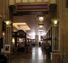30th Street Station - Philadelphia, PA.
