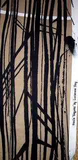 Lucienne Day fabric for Heals.