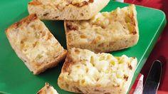 Cheesy Chile Bread
