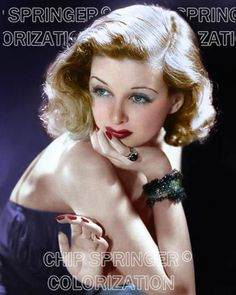 JOAN BENNETT WITH BEADED BRACELETS . Featured Ebay Listing. Please visit my Ebay Store, Legends of the Silver Screen, at http://legendsofthesilverscreen.com to see the current listings of your favorite Stars now in glorious color! Thanks for looking and check out my Youtube videos at https://www.youtube.com/channel/UCyX926rA5x4seARq5WC8_0wBEAUTIFUL COLOR PHOTO BY CHIP SPRINGER