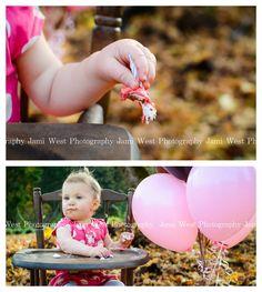 baby,first birthday,cake smash,fall,child photography