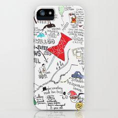 Paper towns, John Green iPhone & iPod Case by Natasha Ramon - $35.00