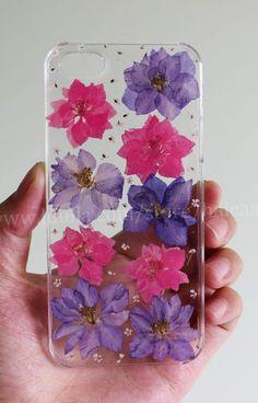 Pressed Flower iphone 6 case iphone 6 plus case