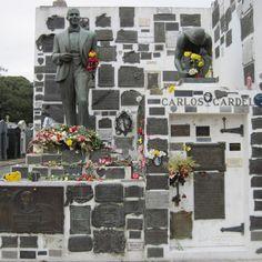 La Chacarita cemetery, Buenos Aires
