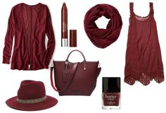 As Pantone's color of the year, Marsala is bound to be a hot commodity on the fashion scene. It's lighter in shade than oxblood, which was so popular last winter. Marsala feels like a revival of oxblood that can be worn in spring. We are sold.