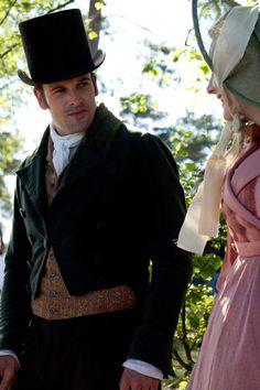 Emma c.2009, with Jonny Lee Miller and  Romola Garai as Mr. Knightley and Emma Woodhouse