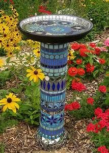 28 Stunning Mosaic Projects for Your Garden | Architecture ...