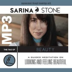 Tao of Beauty Guided Meditation MP3 - Looking and feeling beautiful made easy