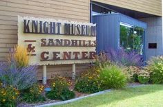 Alliance, NE - Knight Museum & Sandhills Center displays artifacts from the history of Western Nebraska and tells the life stories of many of its notable Native Americans and pioneers. The genealogy center is of interest to any one tracing their roots in this area. Admission is free.