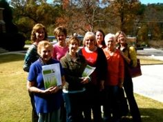 This beautiful group of ladies is the Tuesday Morning Bible Study group from Mountain Chapel UMC in Birmingham, AL. They are led by Nancy Owens and are currently going through Pursuing God's Love: Stories from the Book of Genesis.