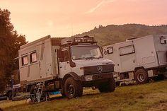 Unimog – Was taugt der Super-Offroader als Allrad Wohnmobil Toyota 4runner, Toyota Tacoma, Land Rover Defender, Bugatti Veyron, Ferrari 458, Peterbilt, Rat Rods, Ford Trucks, Mercedes Camper