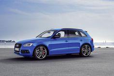 Audi SQ5 TDI Plus, 340cv pour un SUV ultra sportif - http://www.leshommesmodernes.com/audi-sq5-tdi-plus/