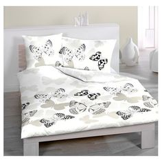 Ackermann vous propose l'article Satin-Bettwäsche, Home Fashion, Home Fashion, Comforters, Blanket, House Styles, Bed, Furniture, Home Decor, Home Decoration, Satin Bedding