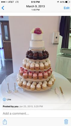 March 9th, 9 And 10, Weddings, Cake, Desserts, Food, Pie Cake, Tailgate Desserts, Bodas