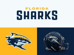 Florida Sharks designed by Zilligen Design Studio. Connect with them on Dribbble; the global community for designers and creative professionals. Rugby Jersey Design, Football Logo Design, 32 Nfl Teams, Shark Logo, Logo Basketball, Sports Decals, Minimal Logo Design, Sports Team Logos, Photography Logo Design