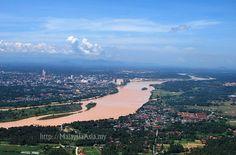 Visiting Kota Bharu in Kelantan - Malaysia Asia