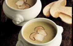 aprende cómo hacer Porcini aterciopelado en este post http://exquisitaitalia.com/porcini-aterciopelado/ #recetas #recetasitalianas