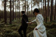 Kelly & Alec // Elopement In Scotland » The Kitcheners // Fine Art Wedding Photographer | UK | Europe | Worldwide