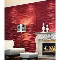 falpanel, falburkolat, design www. 3d Wall Tiles, 3d Panels, White Plants, Plant Fibres, Wainscoting, Paint Cans, Textured Walls, Wall Design, Easy Diy