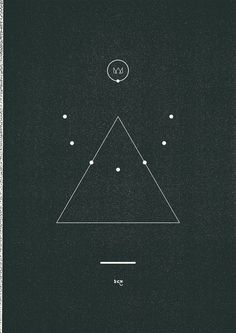 triangle of life: heaven, earth, wind, water or sun, moon, earth, wind, water /  Sacred Geometry: