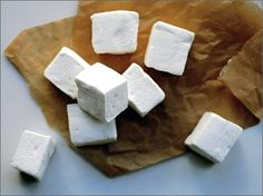 Daw The Cauldron Wizard Recipes for your Body and Soul: Homemade Corn-syrup Free Marshmallows