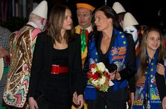 Princess Stephanie - Monte-Carlo 36th International Circus Festival - Day 2