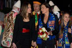 Princess Stephanie - Monte-Carlo 36th International Circus Festival - Day 2
