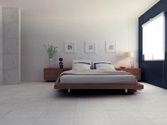 #interceramic - Trio Cemento - Glazed Porcelain Floor Tile
