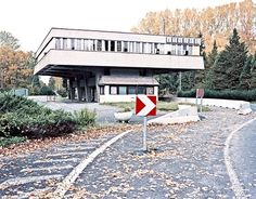 Photographing Europe's Abandoned Border Crossings After nearly 20 years of passport-free travel in parts of Western and Central Europe, many former checkpoints resemble ghost towns.