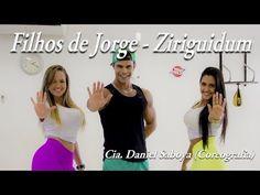Filhos de Jorge - Ziriguidum Cia. Daniel Saboya (Coreografia) - YouTube