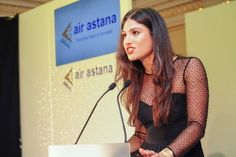 Purity collaborated with aviation PR specialists Emerald Media to produce an event on behalf of Air Astana from Kazakhstan to celebrate new flights out of London Heathrow to Almaty.