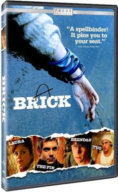 Brick is an awesome detective movie... Joesph Gordon Levitt is amazing in it, very much a modern noir type of pace, very cool.
